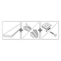 Trespa Pura System Components