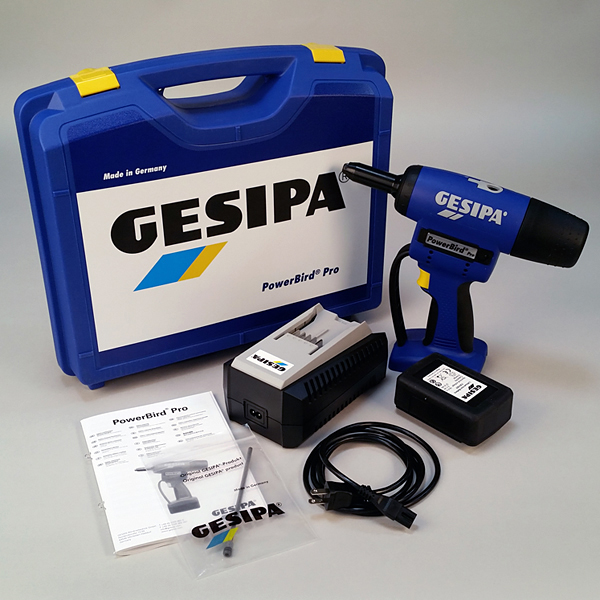Gesipa Riveting Tool Kit