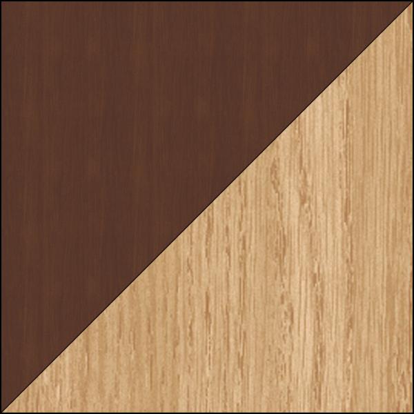 Trespa Meteon Tropical Ipe/Elegant Oak - Double Sided